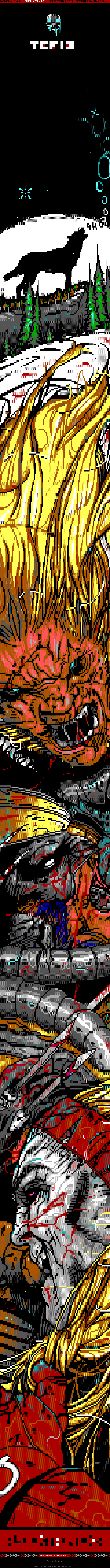 TCF - 13 - Wolverine Battle.ans