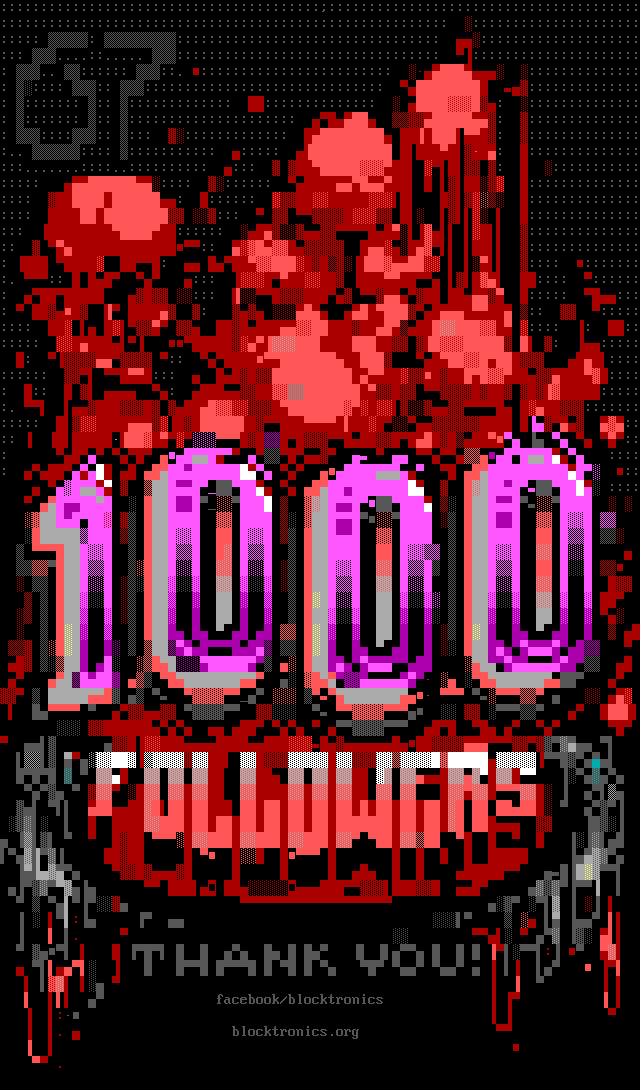 logo, font, typography, red, purple, black, ascii, 1001, ansi joint, joint
