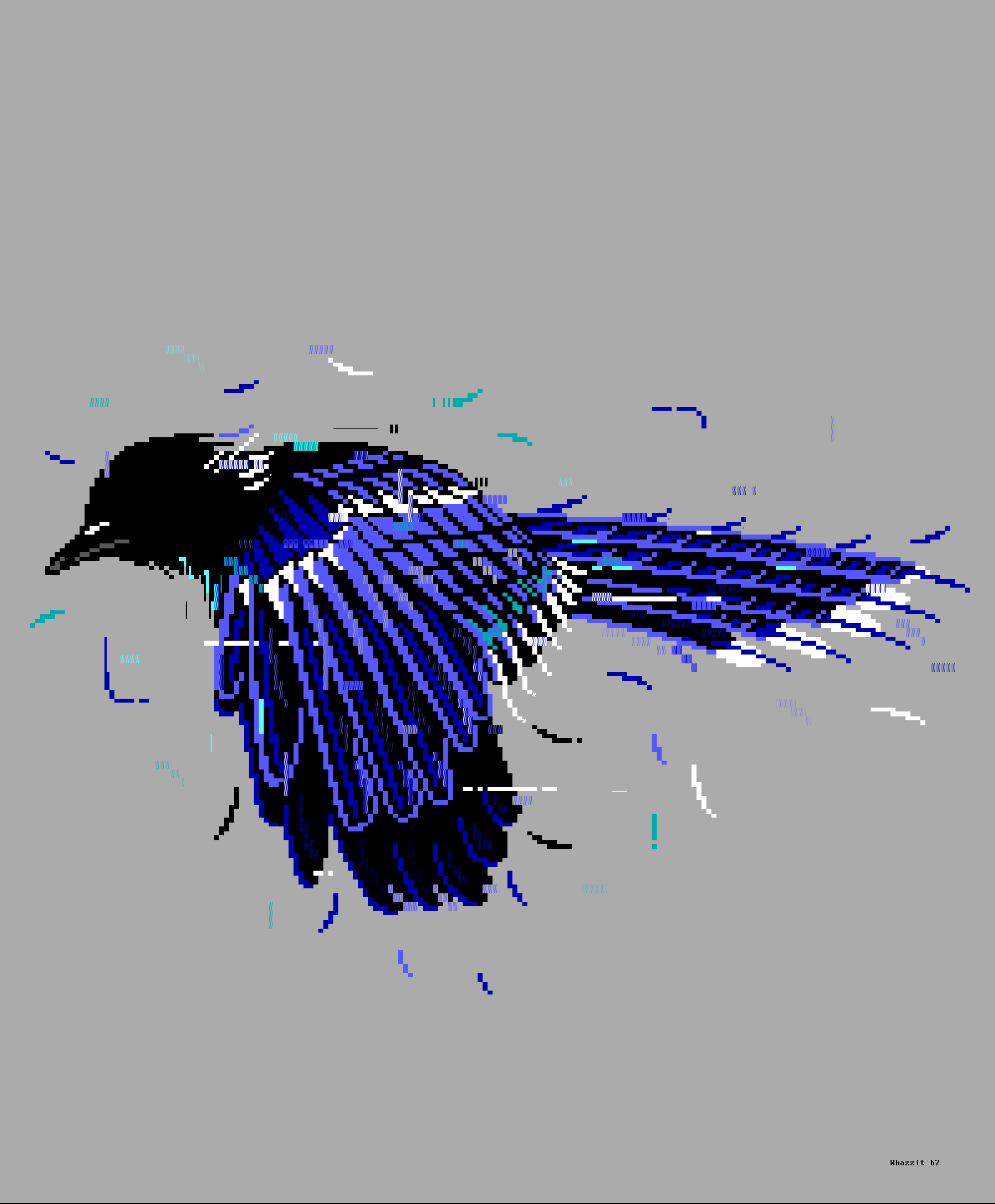 bluejay, blue, gray, black, whazzit, bird, nature, animal, fly, flying, wing, wings, feather, feathers
