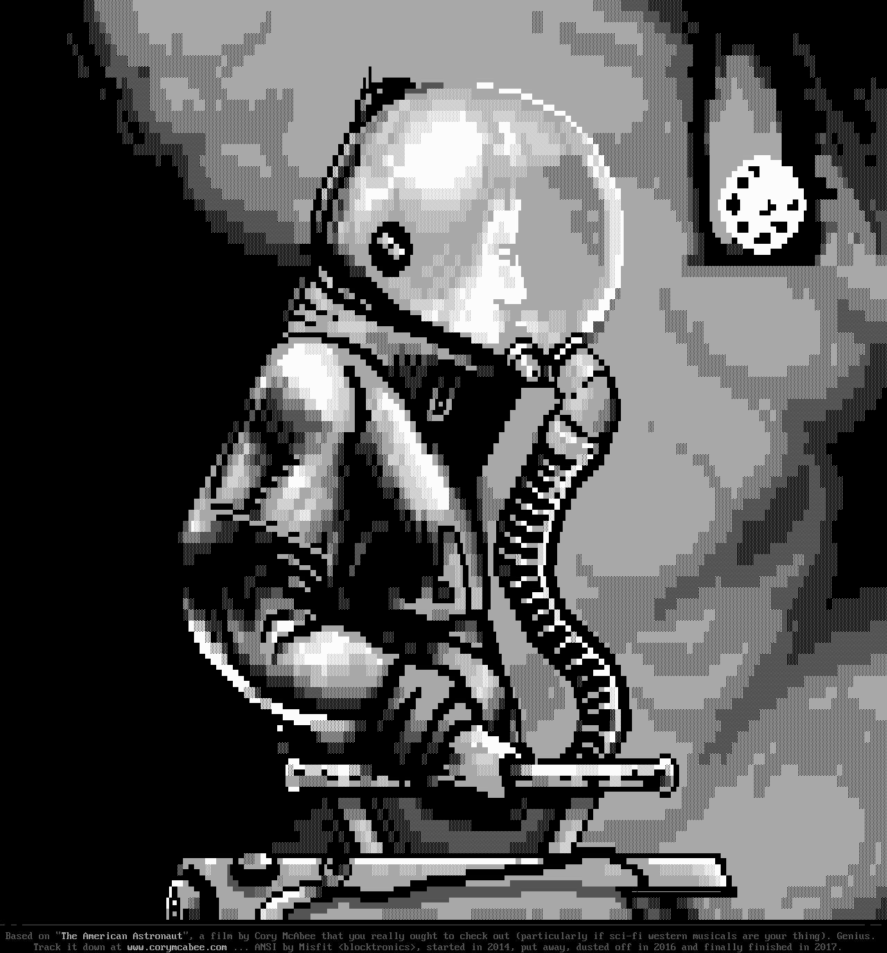 misfit, astronaut, grayscale, gray, white, black, helmet, smoke, human, man